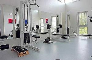 Gym prison