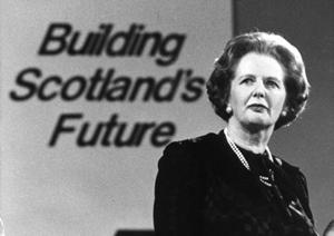 Thatcher Scotland