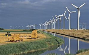 German windfarm