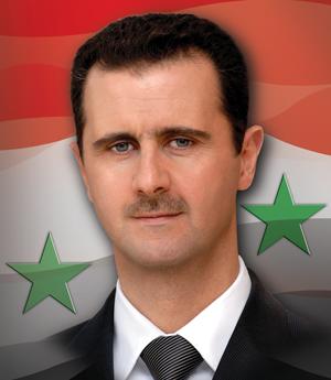 Bashar al Assad 1