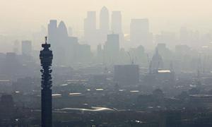 Pollution London