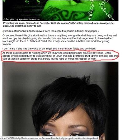 Rihanna rape 2