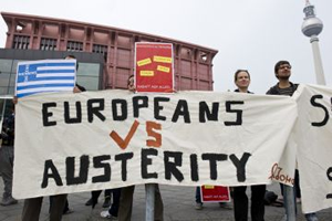 Europe austerity