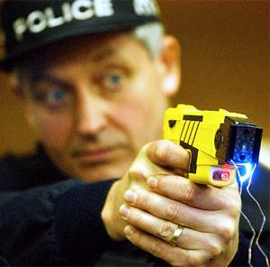 Taser police