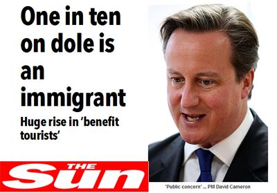 David Cameron benefits