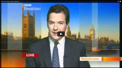 George Osborne youtube