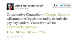 Tory MP 1