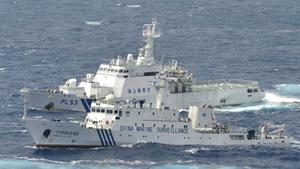 China ships