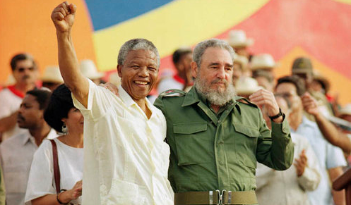 Mandela Castro