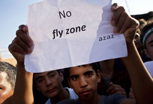 Syria no fly zone