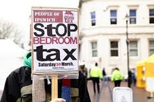 Bedroom Tax Protest-j