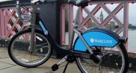 Boris bikesj