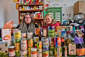 Food banks imagej