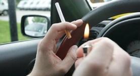 Smoking carj