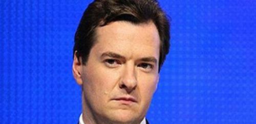 George Osborne bluej