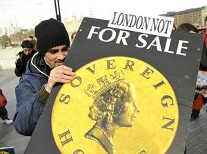 London not for salej