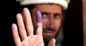 Afghanistan electionj