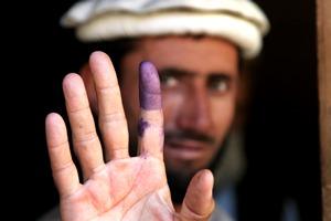 Afghanistan electionj