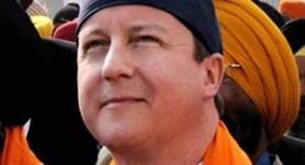 David Cameron Sikhsj