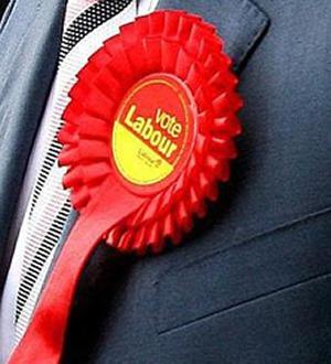 Labour rosettej