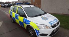 Police car ncpj