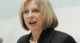 Theresa May no copyrightj