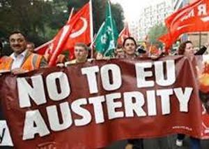 Trade unions austerityj