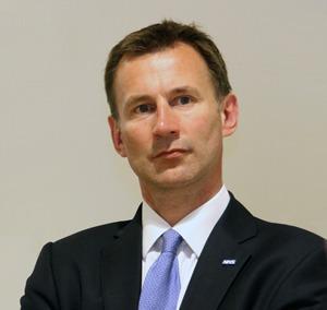 Jeremy Hunt ncrj