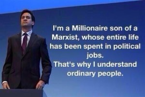 Miliband posterj