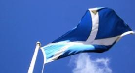 Scotland flagj