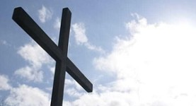 Christian cross ncj