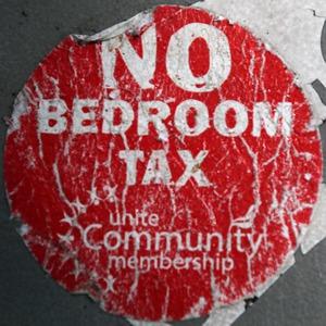 Bedroom tax non copyrightj