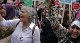Gaza protestsj