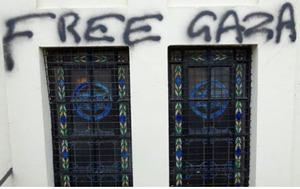 Free Gaza ncrj