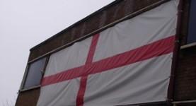 England flag ncrj