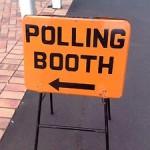 Polling booth ncrj