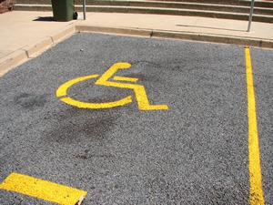 disabled ncr