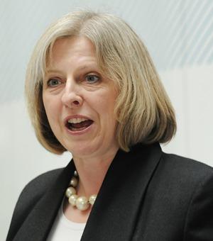 Theresa May ncr