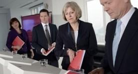 Tory spending plans