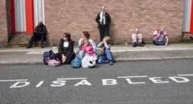 Suffering: People will be badly affected by the cuts