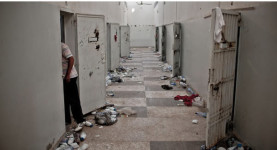 Where evil reigned: The notorious Abu Salim Prison, Tripoli, Libya