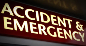Accident & Emergency units in London are under threat