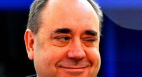 Living off the fat of Scotland: Alex Salmond