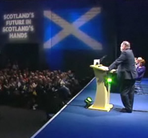 Alex Salmond: The anti-Tory King of Scotland?