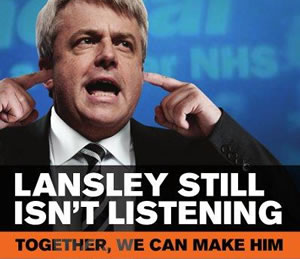 Lansley still isn