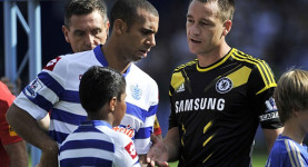Not shaken but stirred: Anton Ferdinand and John Terry
