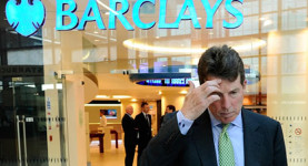 Banker: Barclays chief exec Bob Diamond