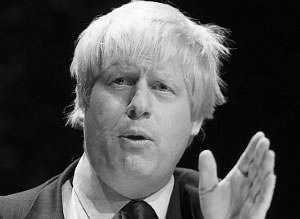 Boris Johnson, the Mayor of London