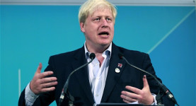 Boris Johnson: The next Tory leader?