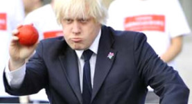 Boris: He has a plan. It's not a very good one, mind
